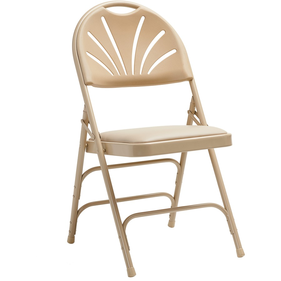 vinyl folding chairs. Samsonite 3000 Series Commercial Grade Fanback Steel \u0026 Vinyl Folding Chair SMF497562899 Chairs