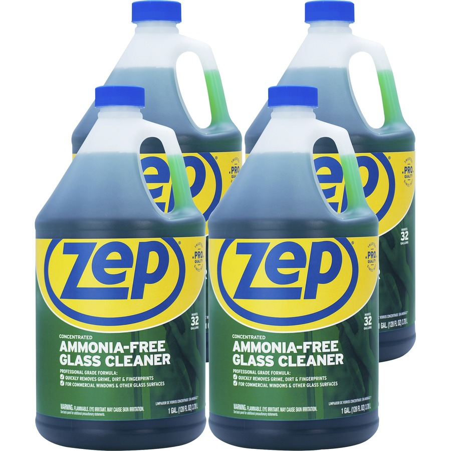 Zep Commercial Glass Cleaner Concentrate Concentrate