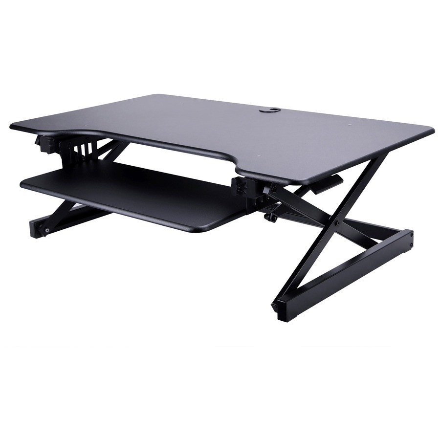 Lorell Deluxe Adjustable Desk Riser 20 Quot Height X 38