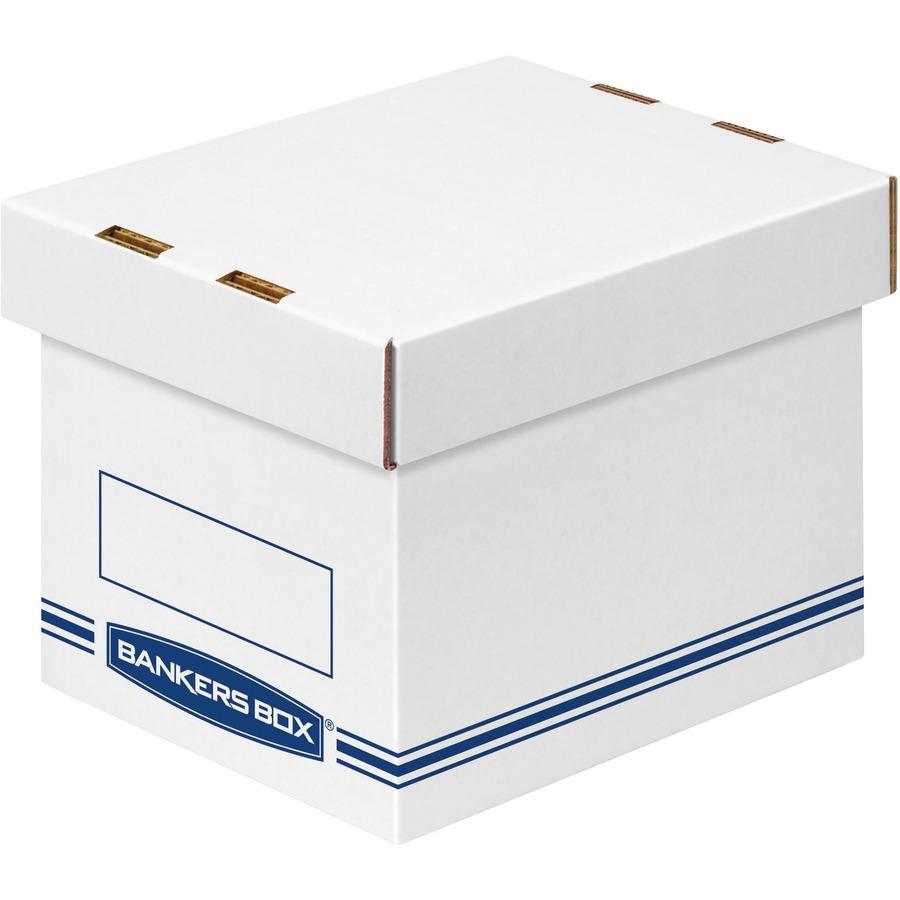 Bankers Box Organizers Small 12 Ctn Fel4662101