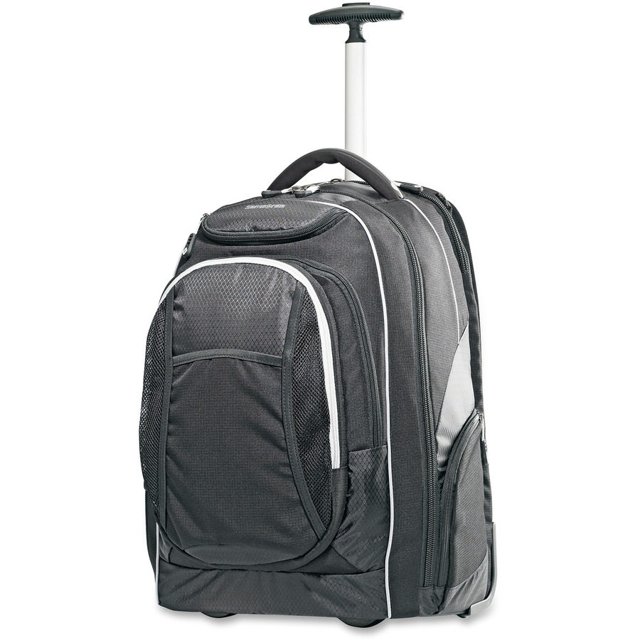 Samsonite Tectonic Carrying Case Rolling Backpack For 15