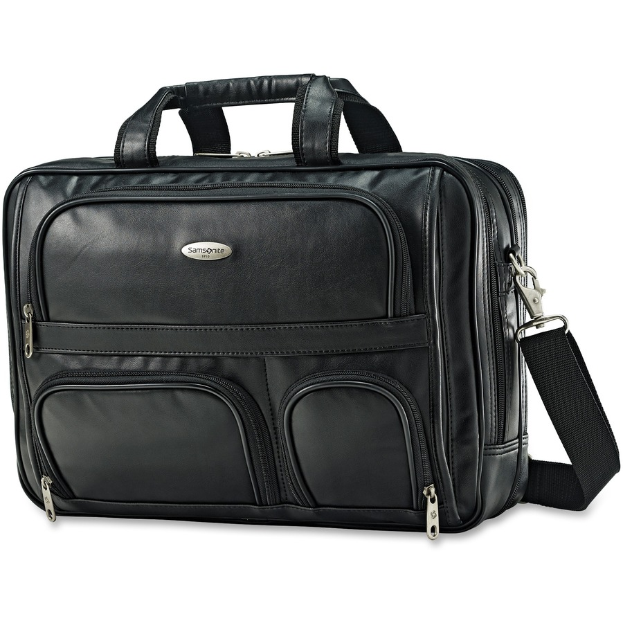 Samsonite Carrying Case Briefcase For 15 6 Notebook Black Sml932925