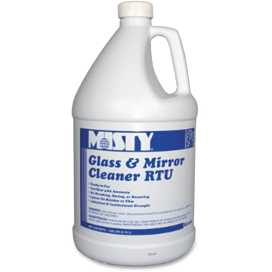 Bargains On Wholesale Misty Glass Mirror Cleaner