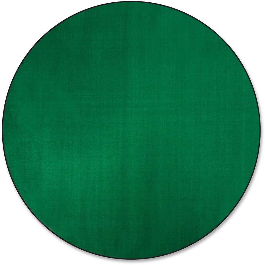 Fcias27cl Flagship Carpets Classic Solid Color 6 Round Rug