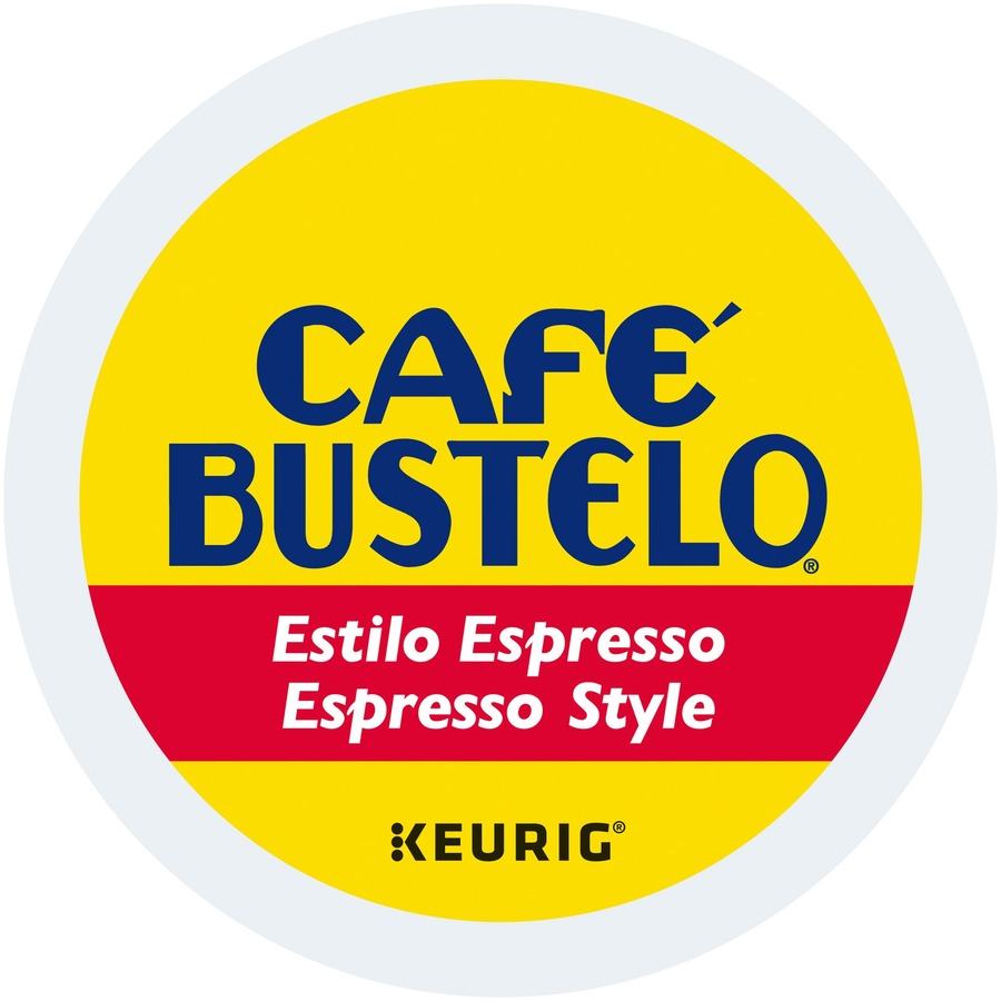 Gmt6106 Caf 233 Bustelo Coffee K Cup Office Supply Hut