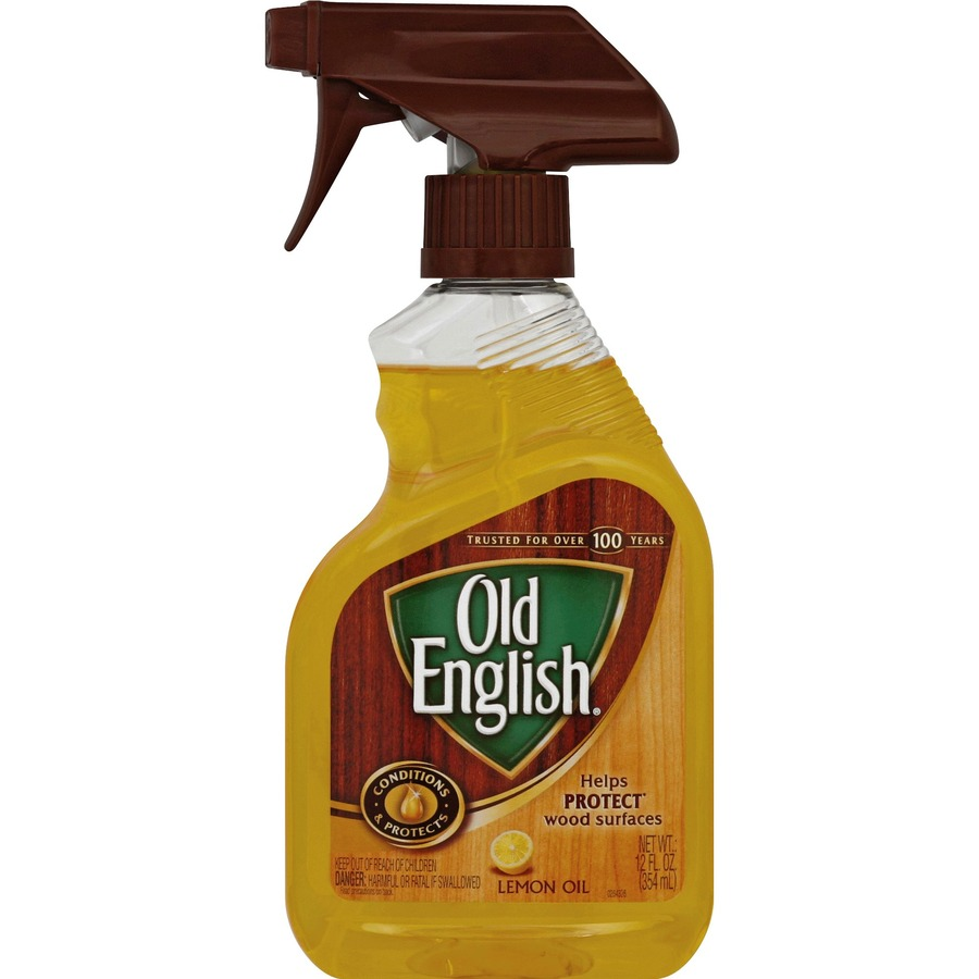 Old English Lemon Wood Cleaner Rac 82888