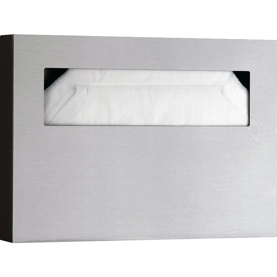 Bobrick Washroom Toilet Seat Cover Dispenser - Latson\'s Office ...