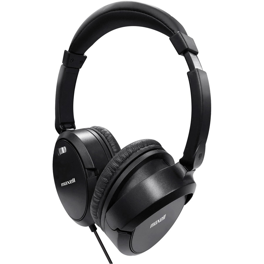 Maxell Noise Cancellation Headphones