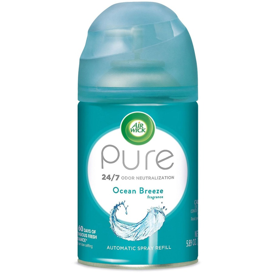 Airwick Pure Air Scent Freshmatic Refill : 1039824601 from www.bulkofficesupply.com size 900 x 900 jpeg 86kB