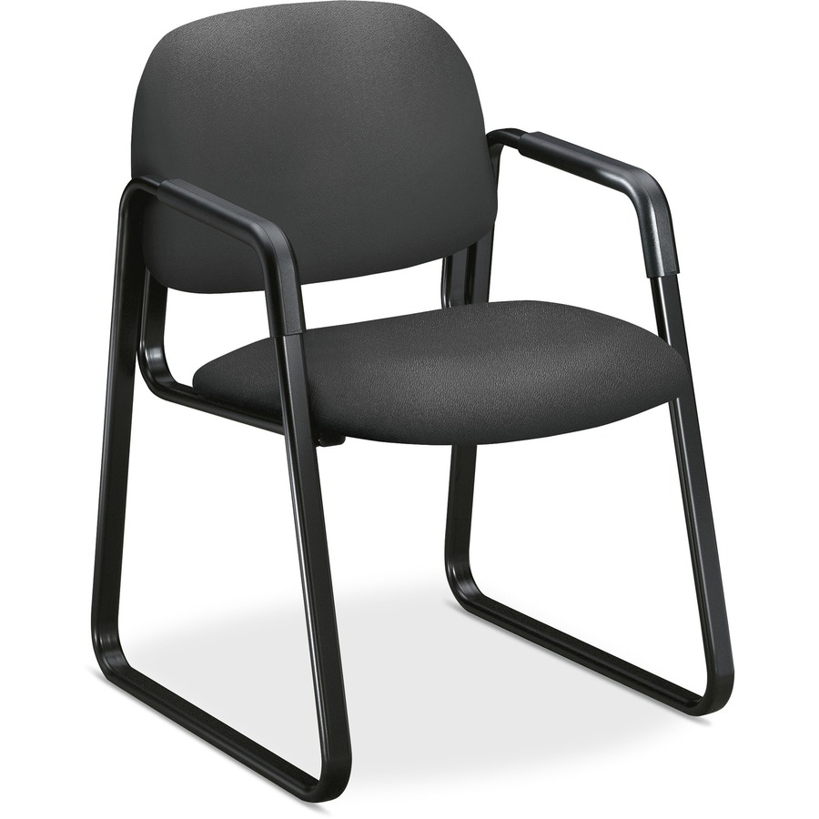 hon4008cu19t hon solutions seating sled base guest chairs office