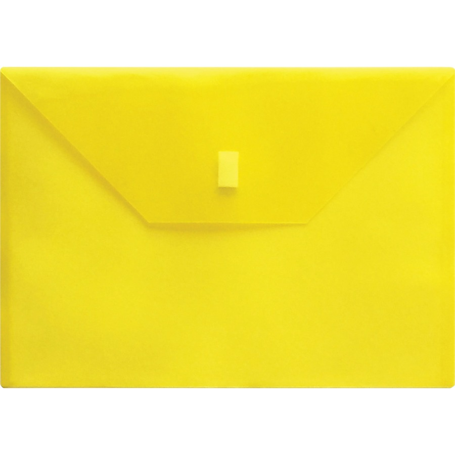 Lion Hook And Loop Closure Poly Envelopes Letter 8 12 X 11