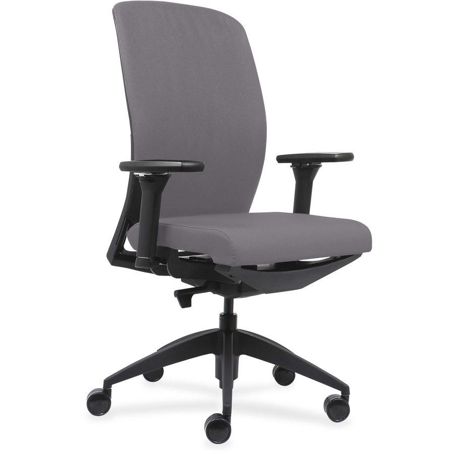 Lorell Executive Chairs With Fabric Seat U0026 Back LLR83105A206