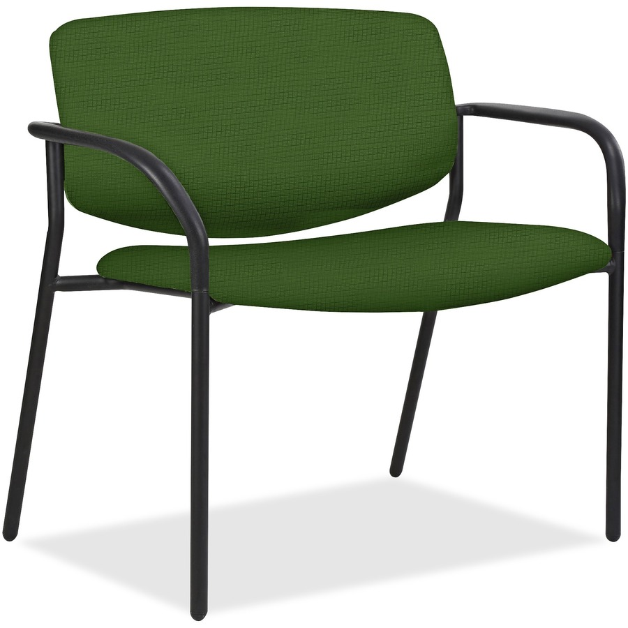 Lorell Bariatric Guest Chairs With Fabric Seat U0026 Back LLR83120A201