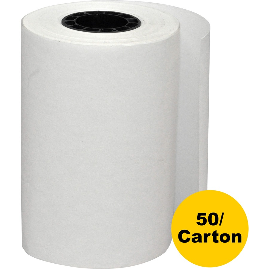 pm perfection thermal print receipt paper kopy kat office