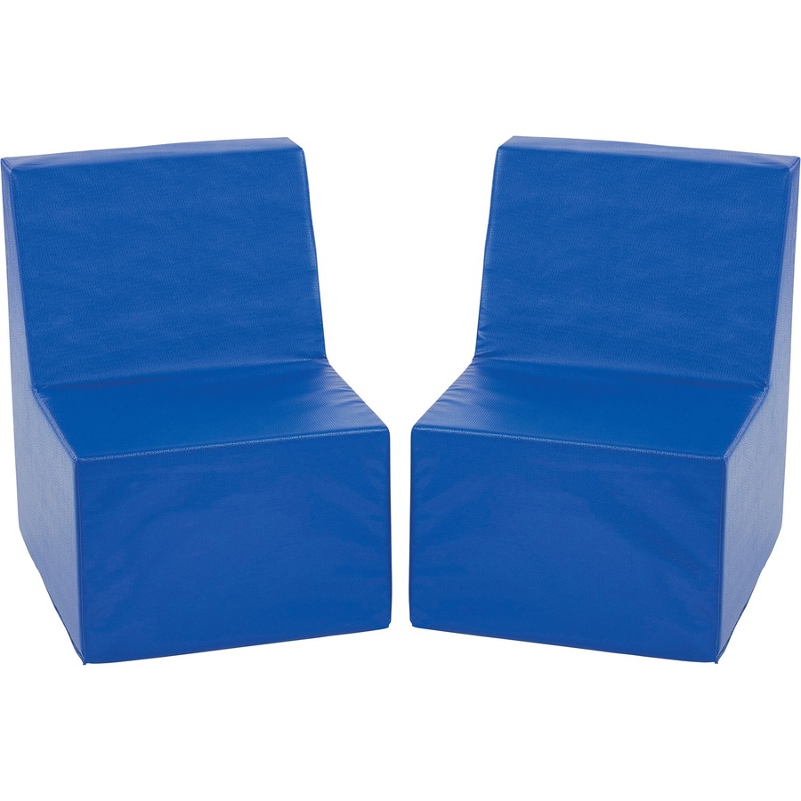 ECR4KIDS Toddler Cushioned Chairs ECR12707BL