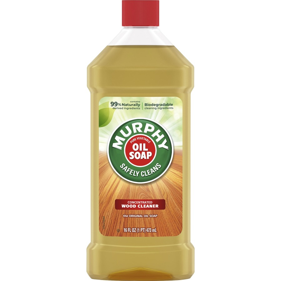 Murphy Oil Soap Wood Cleaner Concentrate Oil 0 13 Gal
