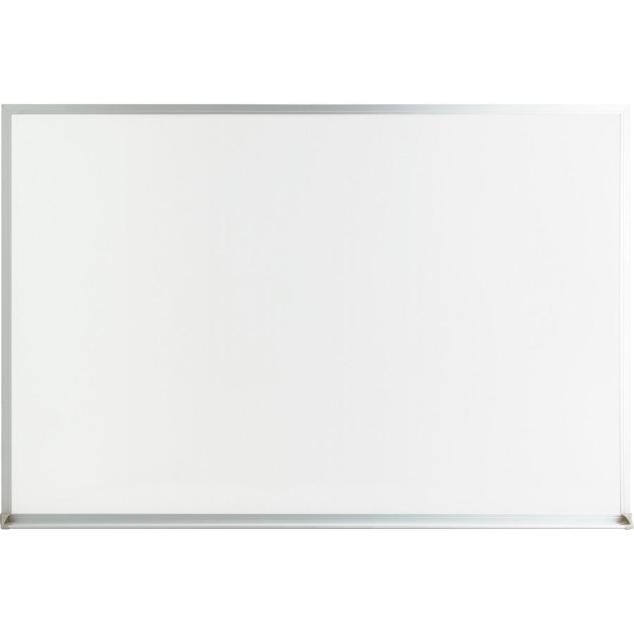 Lorell Aluminum Frame Dry-erase Board - 24