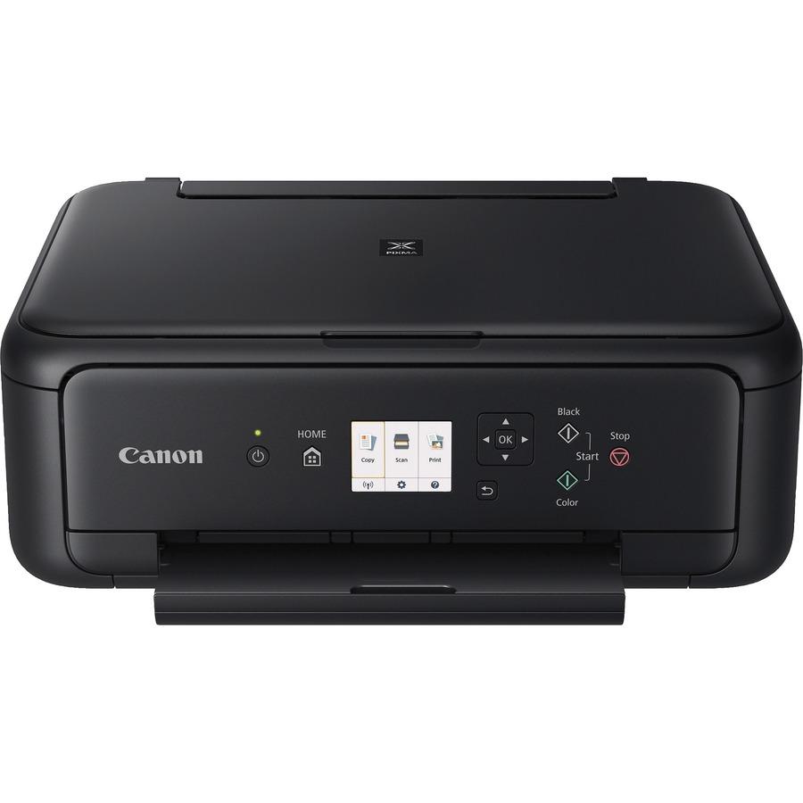 Canon PIXMA TS TS5120 Inkjet Multifunction Printer - Color -  Copier/Printer/Scanner - 4800 x 1200 dpi Print - Automatic Duplex Print -  1200 dpi
