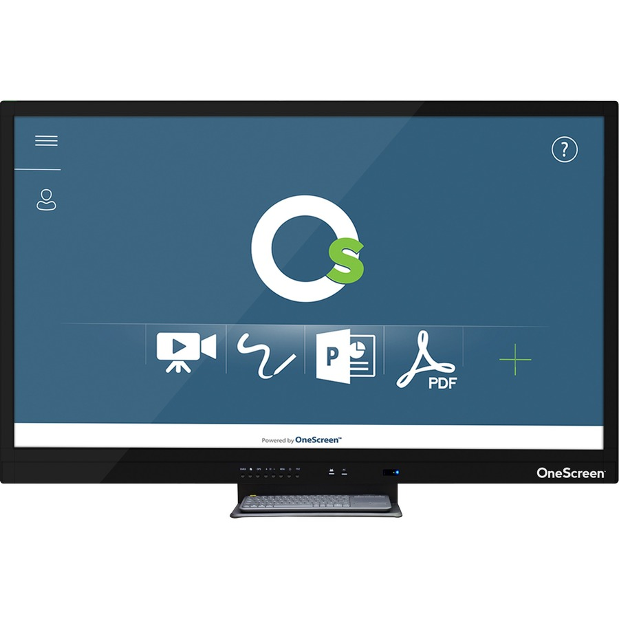 OneScreen UHD Touch Screen - 86