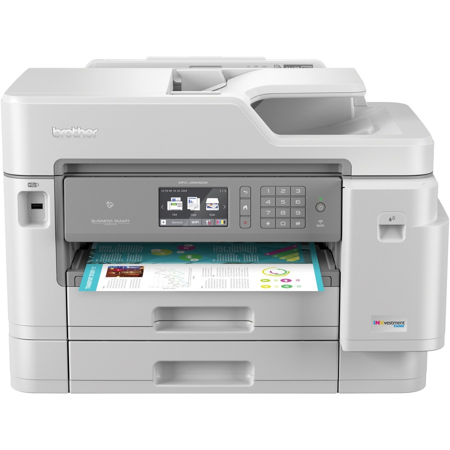 Brother MFC-J5945DW INKvestment Tank Color Inkjet All-in-One