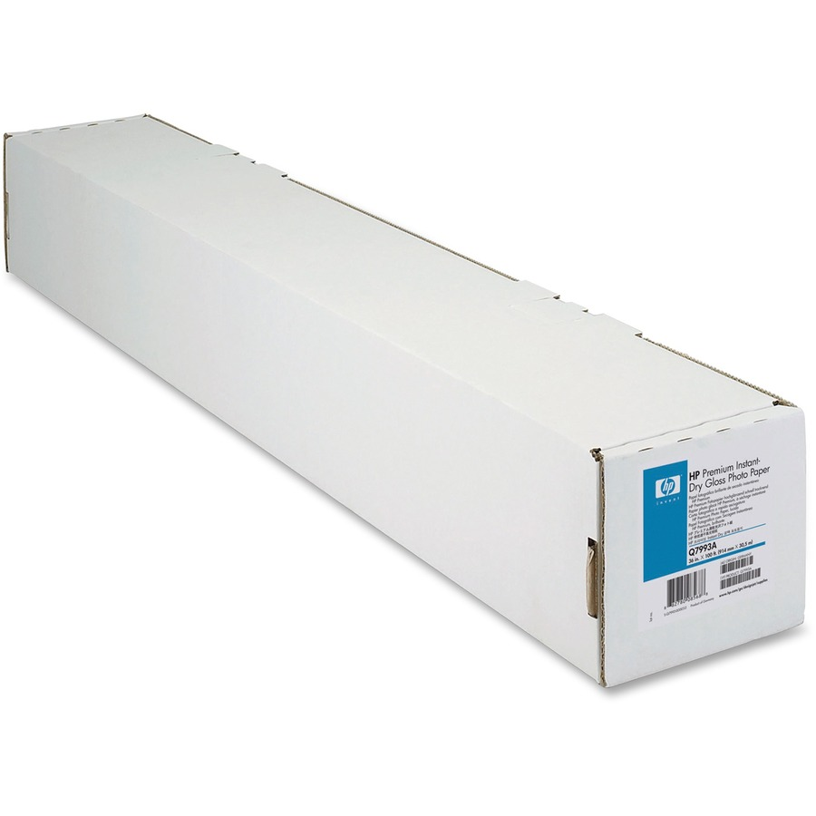 hp paper Hp bright white inkjet paper - 234x150' sku: q1445a 234 in x 150 ft 594 mm  x 457 m 150 in stock price: s$3008 call to purchase.