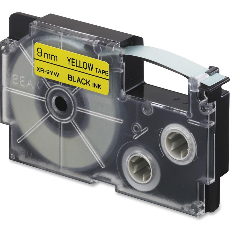 Casio EZ Label Printer Tape Cartridges
