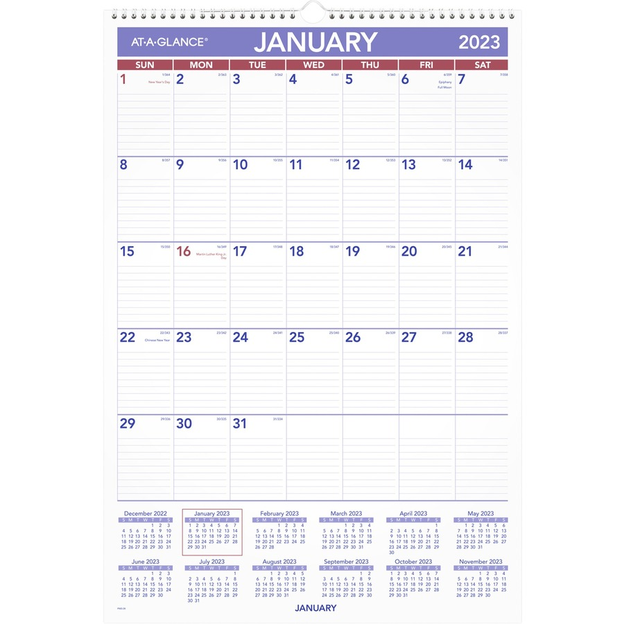 Calendar December 2020.At A Glance Recycled Monthly Wall Calendar Yes Monthly 1 Year January 2020 Till December 2020 1 Month Single Page Layout 15 1 2 X 22 3 4