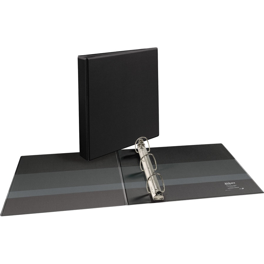 avery durable view binders with ezd rings m l h computer