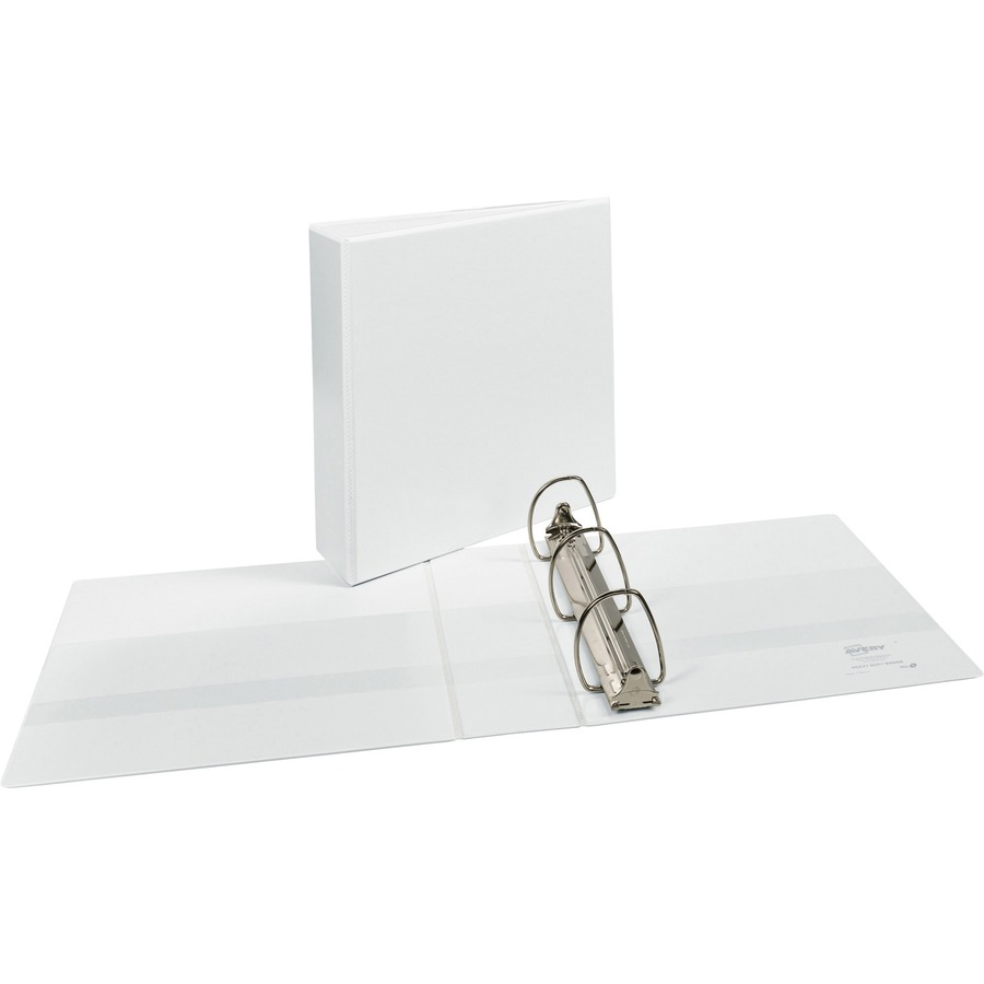 avery durable view binders with ezd rings icc business products