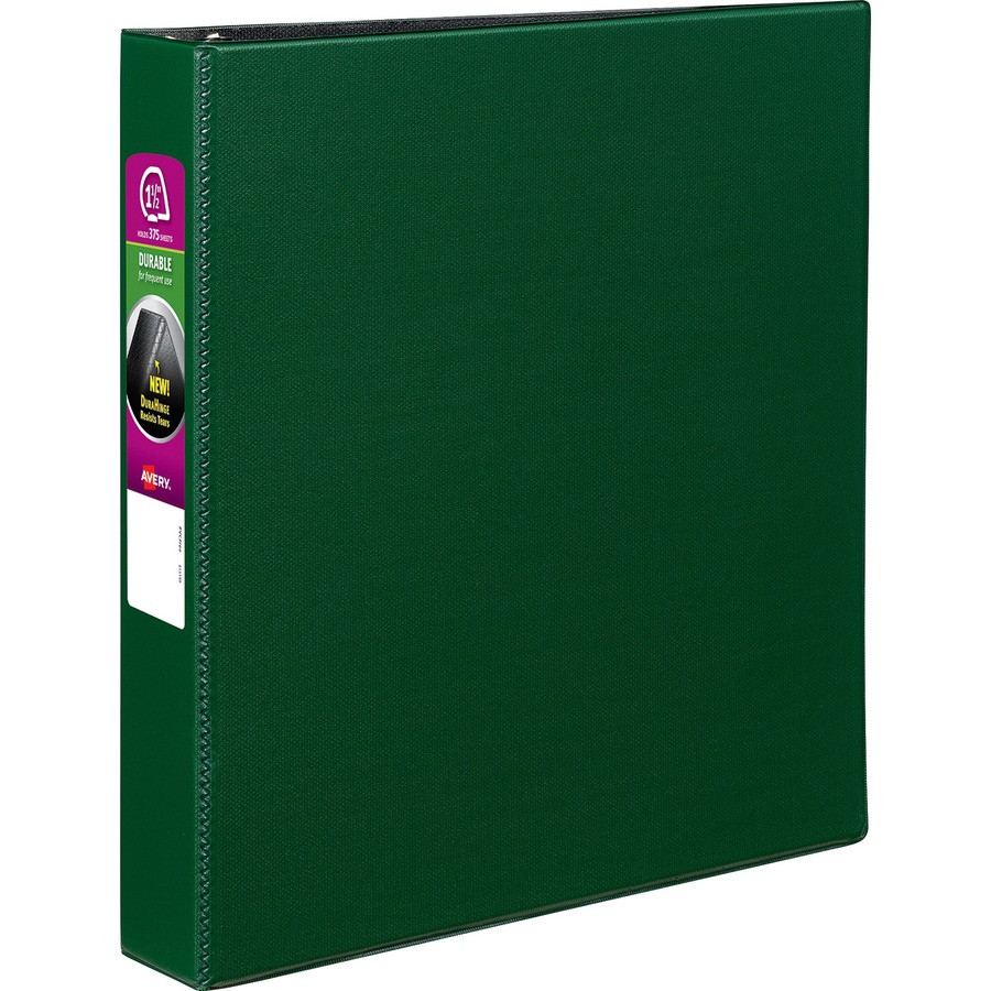 Avery® DuraHinge Slant D-ring Durable Binder