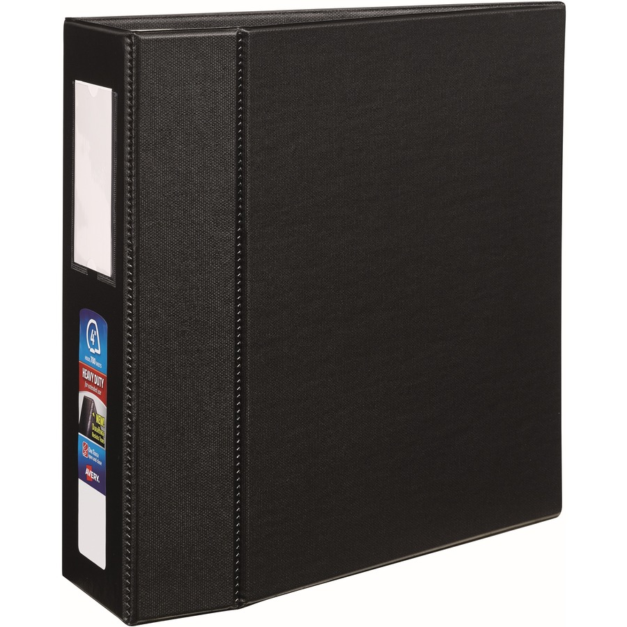 avery heavy duty binders with one touch ezd rings icc business