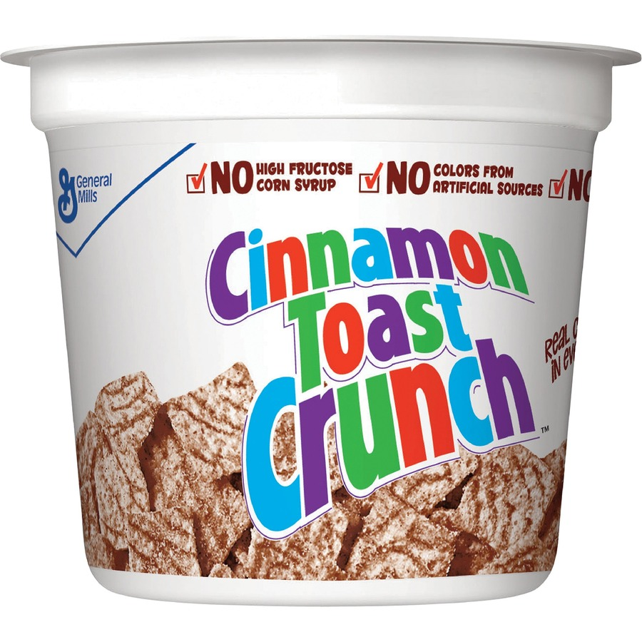 Wholesale Advantus Cinnamon Toast Crunch Cereal Cups
