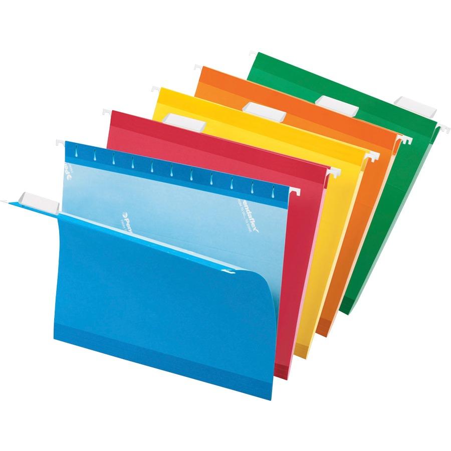 Wholesale Pendaflex Hanging File Folders PFX415215ASST In Bulk