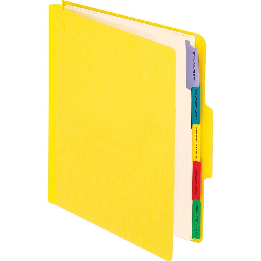 pendaflex employee  personnel folders  pfx ser1yel