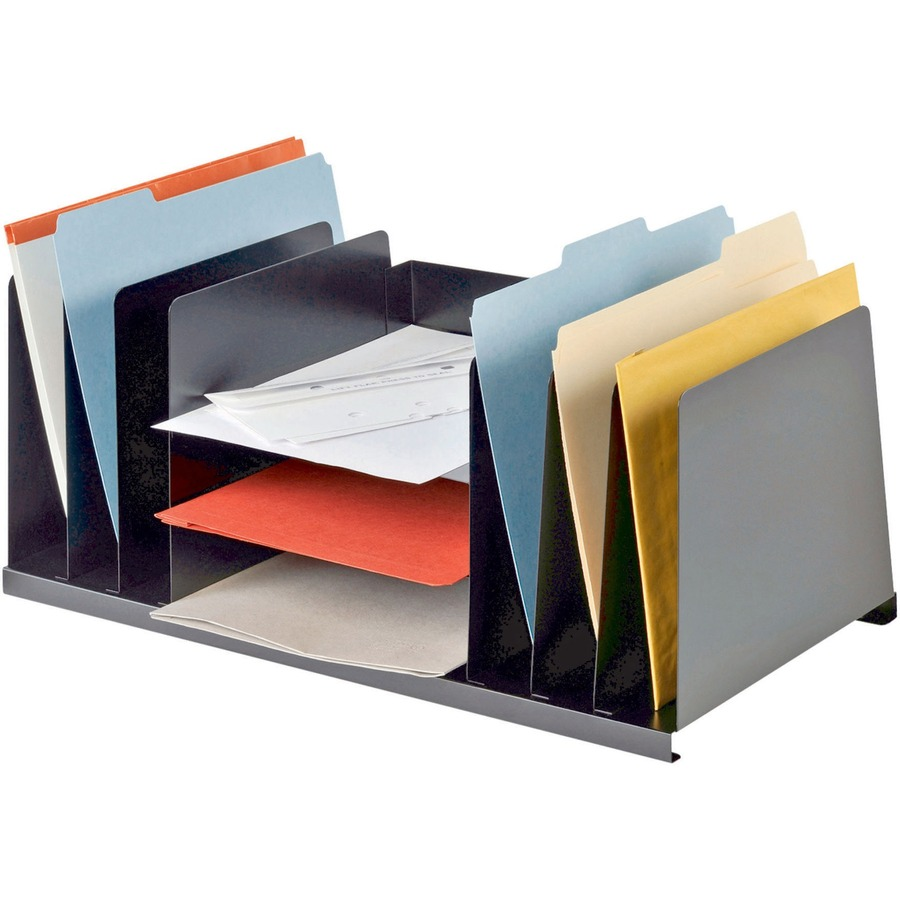 MMF Letter Size Desk Organizer : 11965037 from www.bulkofficesupply.com size 900 x 900 jpeg 94kB