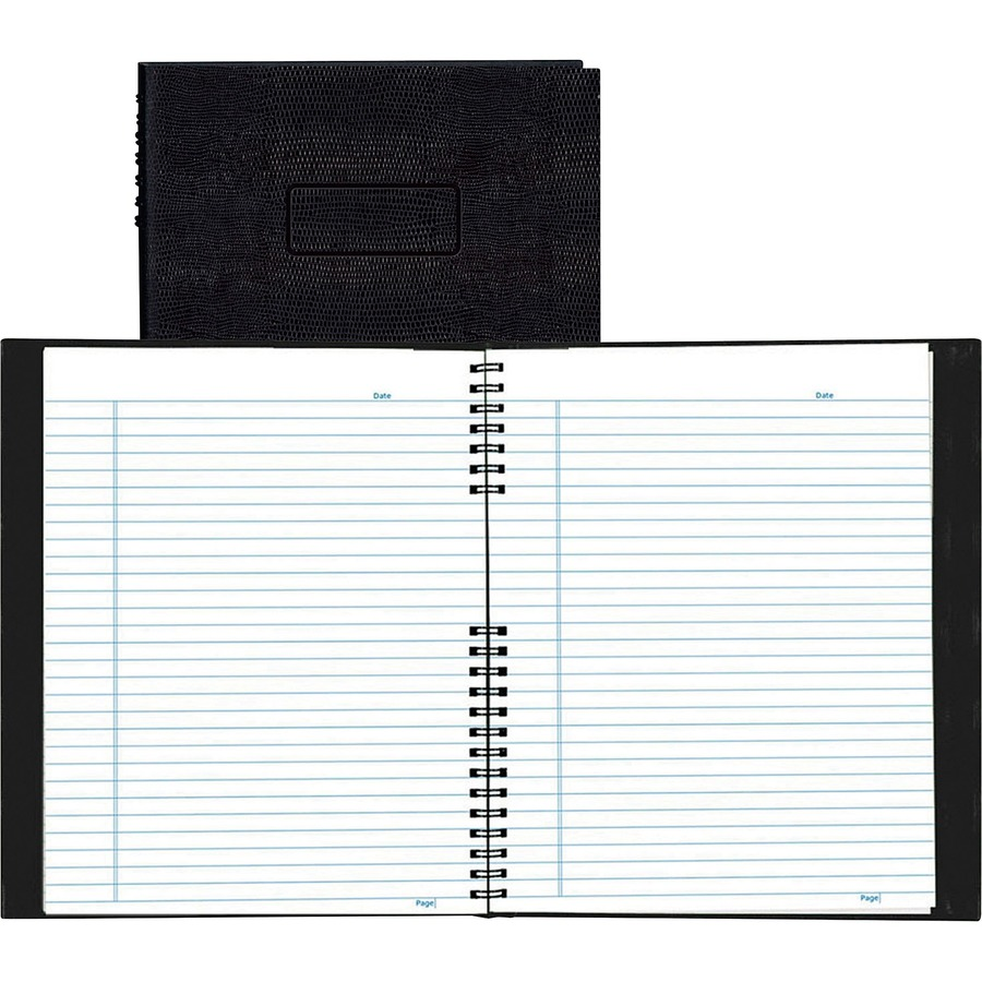 f8f68c649567 Rediform NotePro Twin - wire Composition Notebook - Letter - 200 Sheets -  Twin Wirebound - 8 1/2