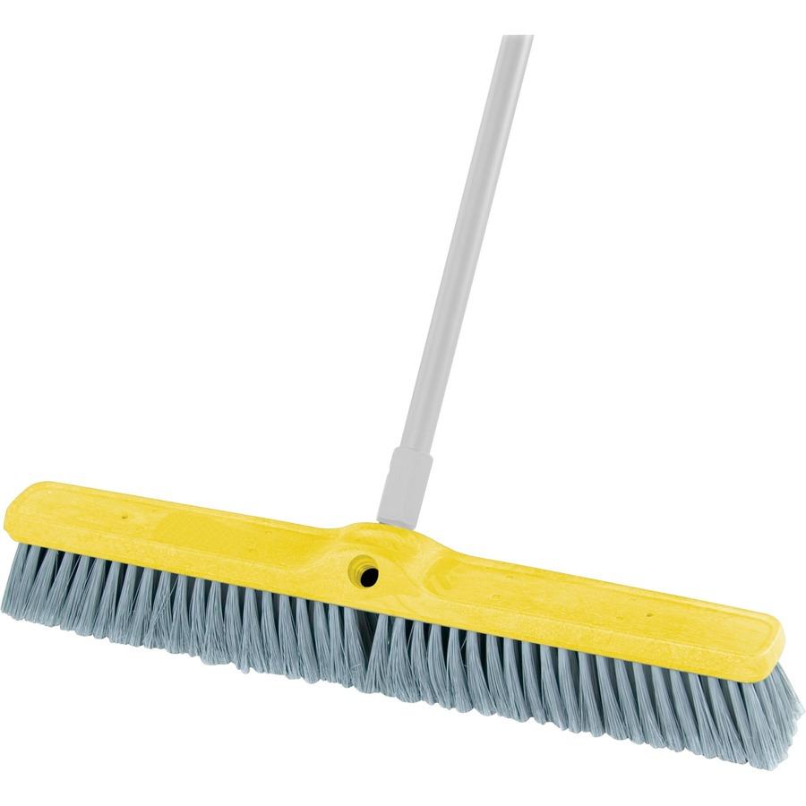 Rubbermaid Commercial Fine Floor Sweep 24 Foam Block Zerbee