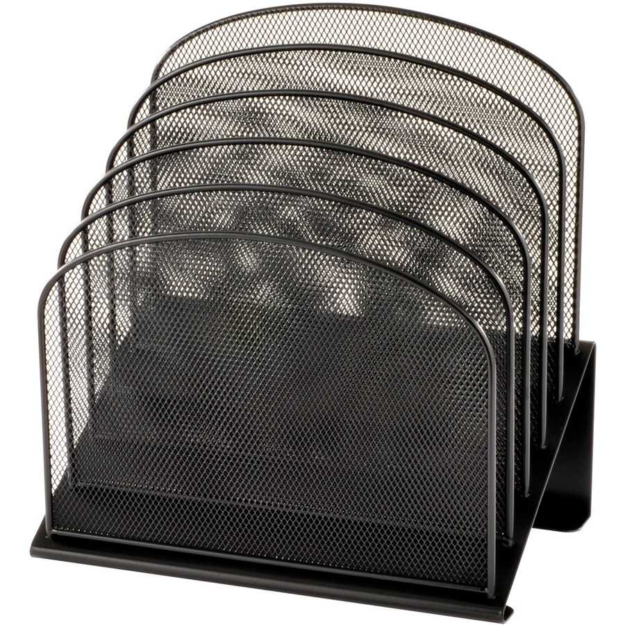 Safco Onyx Wire Mesh Desktop Organizer - ICC Business Products ...