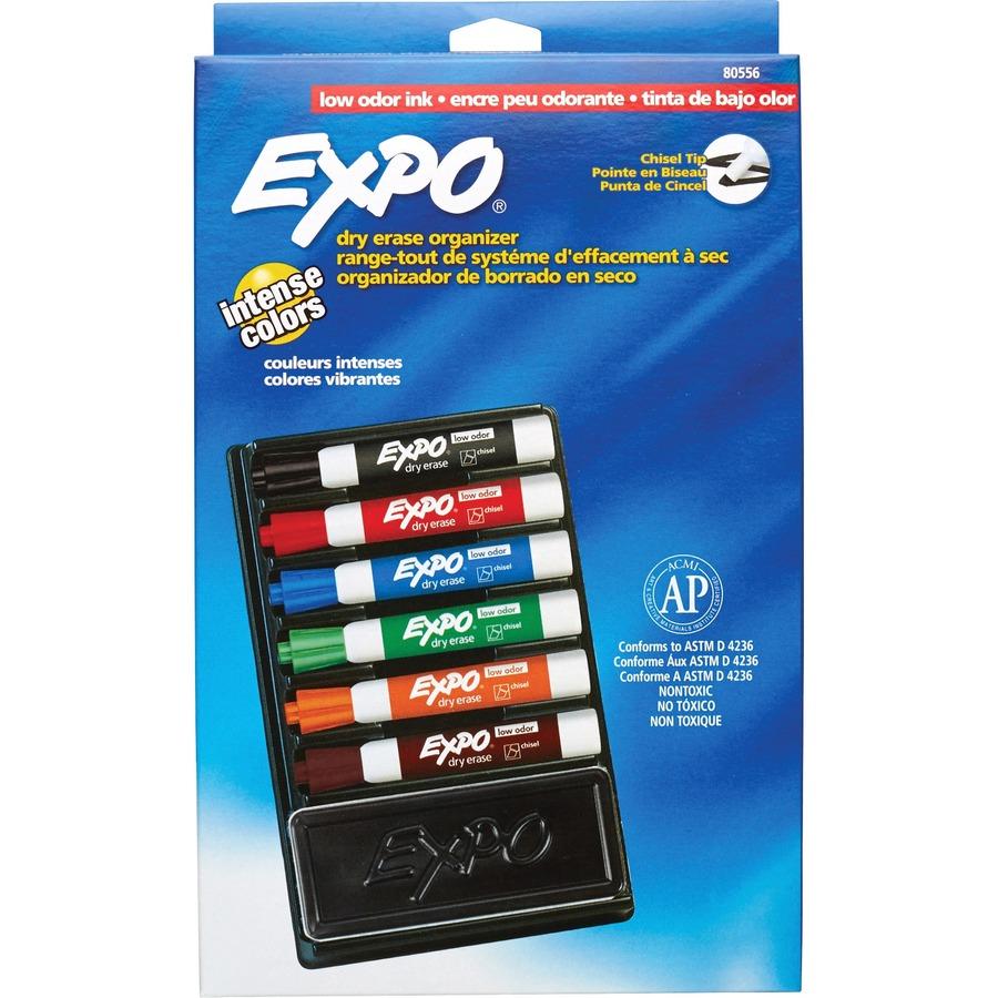 Kitchen Set Expo: Sanford 80556, Expo II Dry Erase Marker Organizers