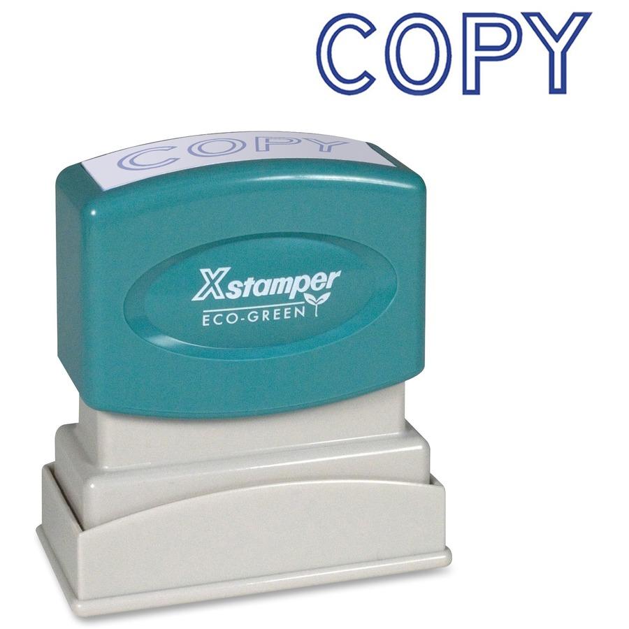 Xstamper COPY Title Stamp