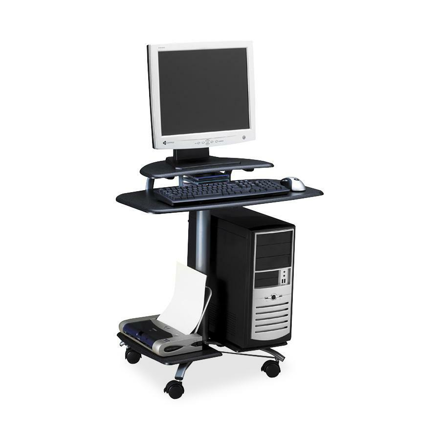 Mayline Mobile Pc Workstation Mln948ant