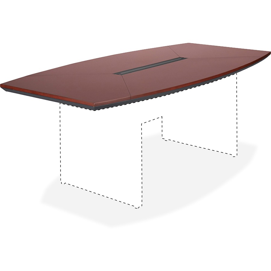 Mayline Corsica Conference Table Top - Mayline corsica conference table