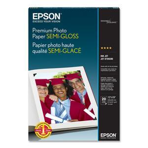 Epson Epson Premium Photo Paper Super B 13 X 19 68 Lb