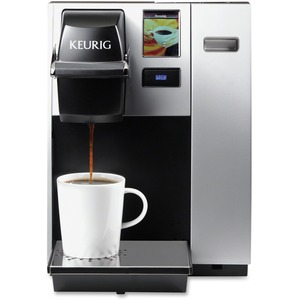 Keurig K150 Commercial Brewing System with Water Reservoir & Direct-line Plumbing Option ...