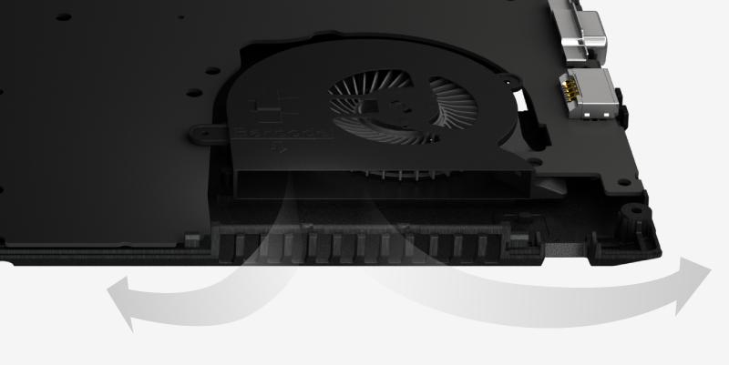 TravelMate P6 CH - Acer DustDefender