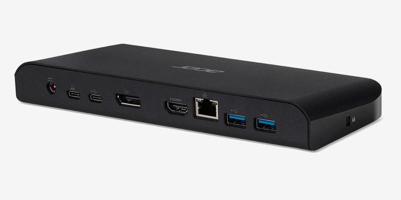 TravelMate P6 CH - USB 3.1 Type-C™ and USB Type-C™ Dock