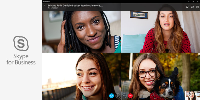 TravelMate P6 - Skype for Business