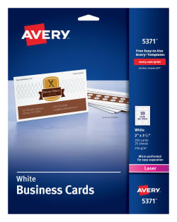Avery® Business Cards, 2