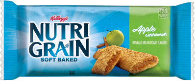 Kellogg's® Nutri-Grain® Bar Apple Cinnamon