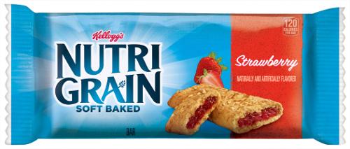 Kellogg's®  Nutri-Grain®  Bar Strawberry